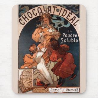 Tapis De Souris Idéal de Chocolat