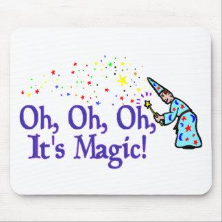 Tapis De Souris Il est magique