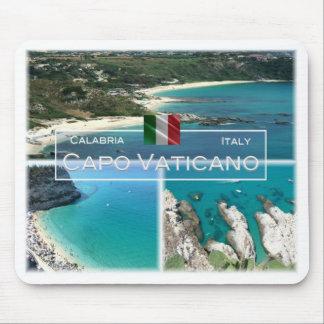 Tapis De Souris IL l'Italie - la Calabre - capo Vaticano -