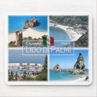 Tapis De Souris IL l'Italie - la Calabre - la Lido di Palmi -