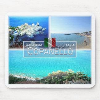 Tapis De Souris IL l'Italie - la Calabre - le Copanello -