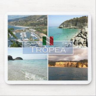 Tapis De Souris IL l'Italie - la Calabre - le Tropea -