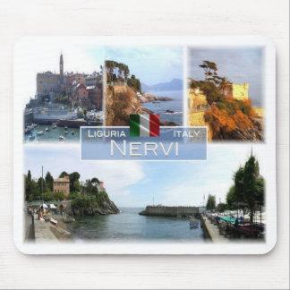 Tapis De Souris IL l'Italie - la Ligurie - le Cinque Terre -