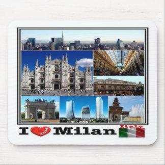Tapis De Souris IL l'Italie - la Lombardie - Milan -