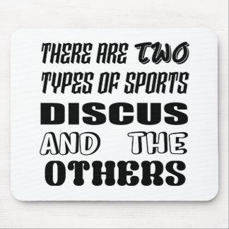 Tapis De Souris Il y a deux types de disque et de d'autres de