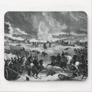 Tapis De Souris Illustration de la bataille de Gettysburg