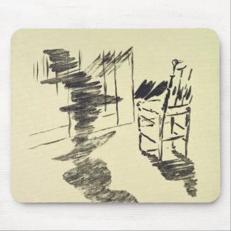 Tapis De Souris Illustration de Manet | pour 'le Raven