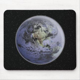 Tapis De Souris Image augmentée par Digital de la pleine terre