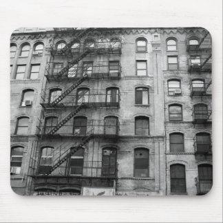 Tapis De Souris immeuble façade / new york