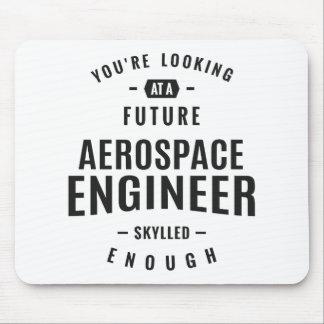 Tapis De Souris Ingénieur aérospatial