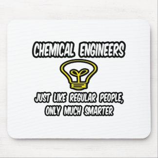 Tapis De Souris Ingénieurs chimiste. Personnes régulières,