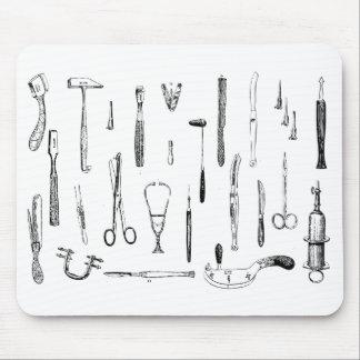 Tapis De Souris Instruments médicaux antiques