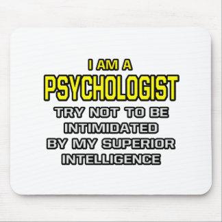 Tapis De Souris Intelligence supérieure de psychologue…