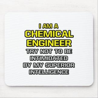 Tapis De Souris Intelligence supérieure d'ingénieur chimiste…