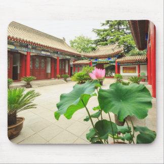 Tapis De Souris Intérieur de pagoda de la Chine