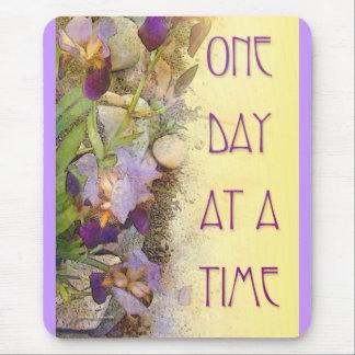 Tapis De Souris Iris d'un jour à la fois (ODAT)