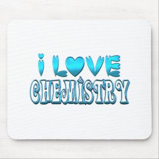Tapis De Souris J'aime la chimie