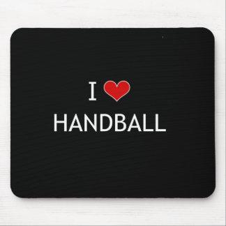 Tapis De Souris J'aime le handball