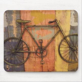 Tapis De Souris J'aime monter en bicyclette
