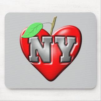 Tapis De Souris J'aime NY