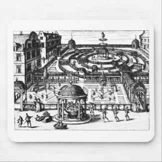 Tapis De Souris Jardin, de 'Hortum Viridariorumque Elegantes et