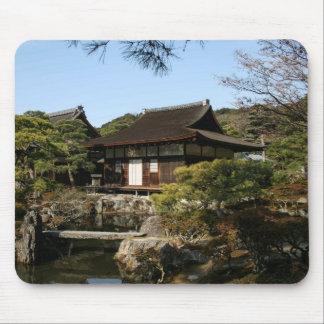 Tapis De Souris Jardin japonais à Kyoto - beauté et relaxation