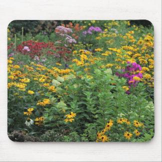 Tapis De Souris Jardins colorés de fin d'été !