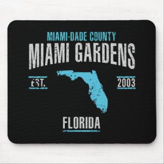 Tapis De Souris Jardins de Miami