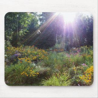 Tapis De Souris Jardins de Sunrays fin septembre