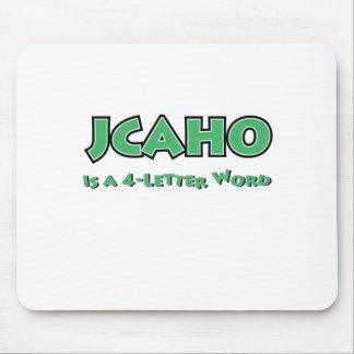 Tapis De Souris JCAHO est un mot 4-Letter