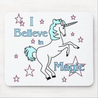 Tapis De Souris Je crois à la magie