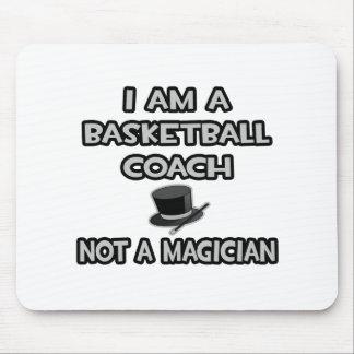 Tapis De Souris Je suis un entraîneur de football… pas un magicien