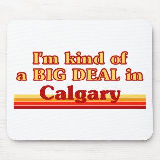 Tapis De Souris Je suis un peu une affaire à Calgary