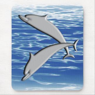 Tapis De Souris Jeu de dauphin