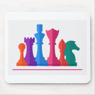 Tapis De Souris Jeu d'échecs