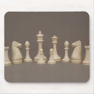 Tapis De Souris Jeu d'échecs antique
