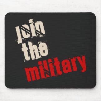 Tapis De Souris Joignez le Mousepad militaire