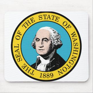 Tapis De Souris Joint de l'état de Washington -