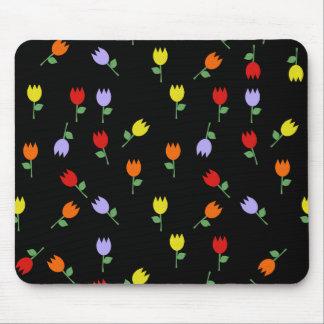 Tapis De Souris Jolies tulipes Mousepad de KRW
