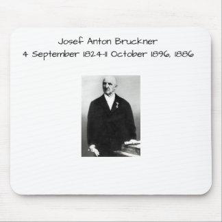 Tapis De Souris Josef Anton Bruckner 1886