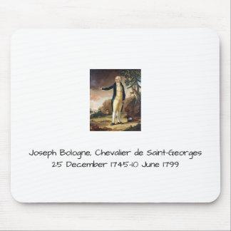 Tapis De Souris Joseph Bologne, Chevalier de Saint-Georges