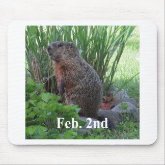 Tapis De Souris Jour de Groundhog