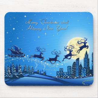 Tapis De Souris Joyeux Noël et bonne année