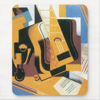 Tapis De Souris Juan Gris - photographie de l'art abstrait de