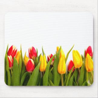 Tapis De Souris Juste tulipes