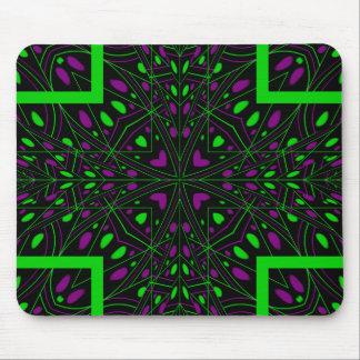 Tapis De Souris Kaléidoscope lumineux de couleur