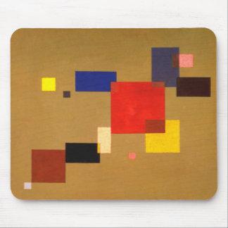 Tapis De Souris Kandinsky treize rectangles soustraient la