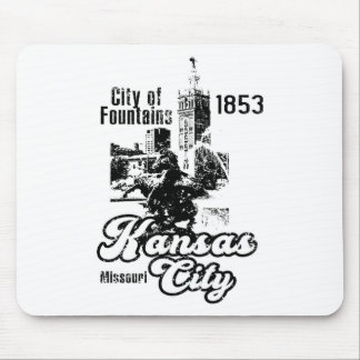 Tapis De Souris Kansas City