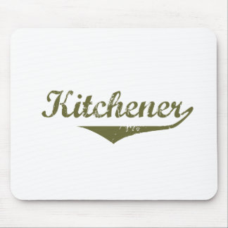 Tapis De Souris Kitchener