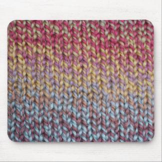 Tapis De Souris Knit coloré
